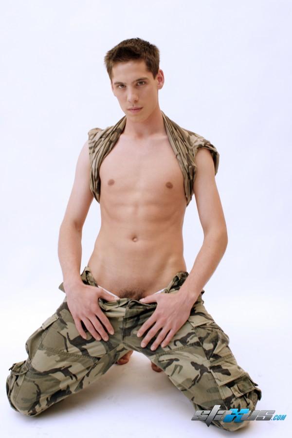 jeune militaire