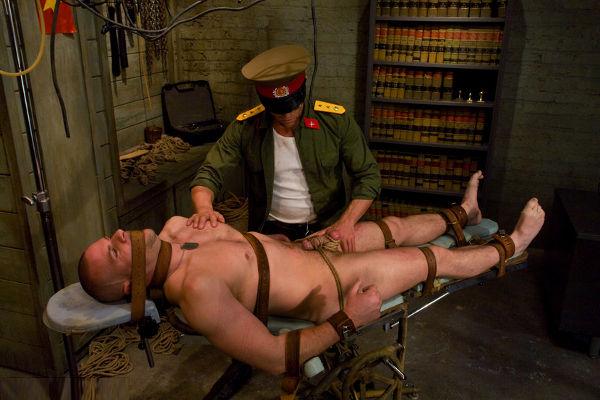 фото пытки мужиков