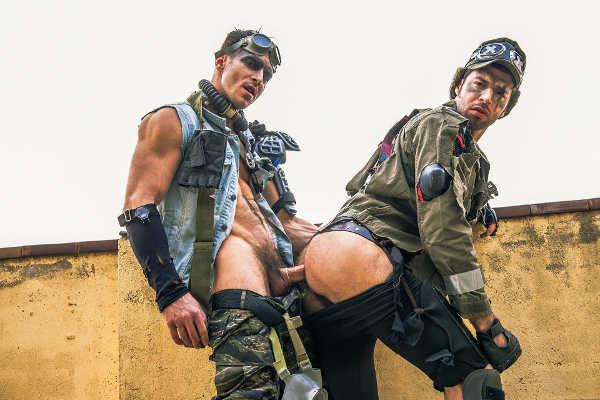 Je veux un soldat gay